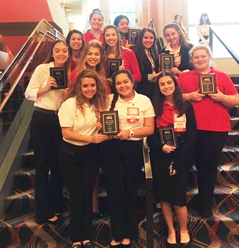 FCCLA Sends Several to State