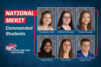 Six students receive National Merit Letters of Commendation
