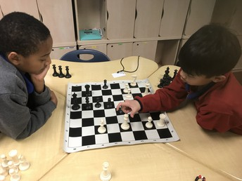... and more Chess club!