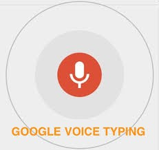 Hello? Is this Thing On? Voice Typing