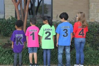 Class Shirt Size
