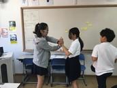 Morning House Handshake Activity (Grade 5)