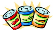 Canned Food Drive!