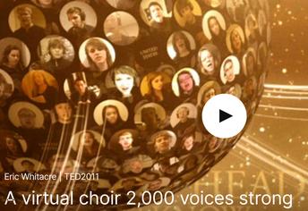 Whitacre: Virtual Choir 2011