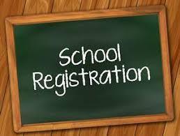 2018/19 Registration Information