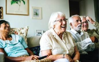 Seniors' Cafe: Culture Chat