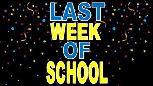 La última semana de clases para el año escolar 2020-2021