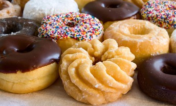 DONUTS WITH DAD - FRIDAY, FEBRUARY 23