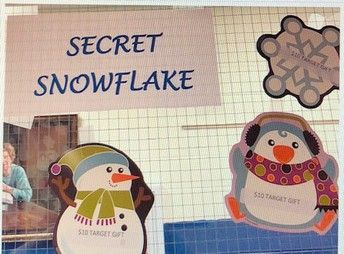 Young Secret Snowflake Program