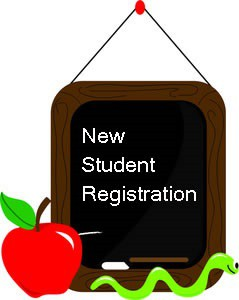Registration for new students