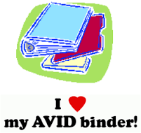 AVID Golden Binder Awards for August