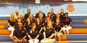 Photograph of Middle School Staff