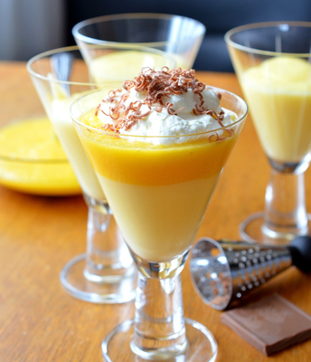 May 22nd - National Vanilla Pudding Day!