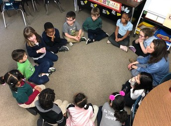 Classroom Restorative Circles at the John Glenn School