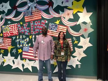 Andre' Veterans