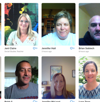 Meet our Social Studies Staff