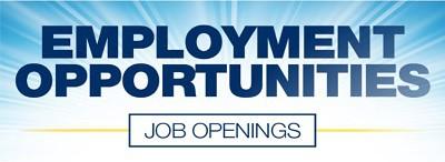 Employment Opportunities Banner