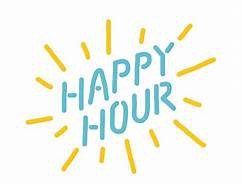 Friday- Optional Staff Happy Hour