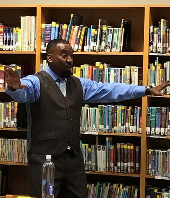 Dr. Darian Jones,  Professional Learning