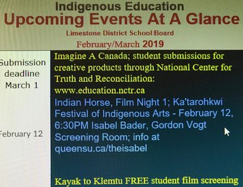 Minds Online Indigenous Education K-12: Events Happening