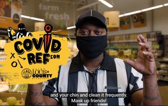 COVID Ref Safety Videos