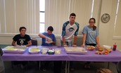 Student Council Hospitality
