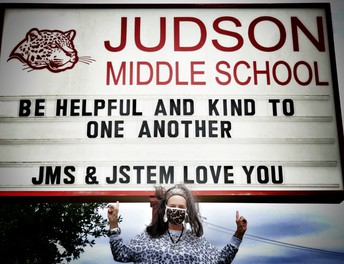 Judson Middle School and JSTEM Academy