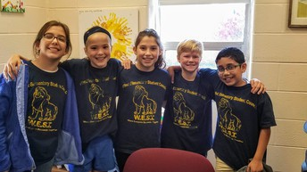 Students' Spotlight- Unity Day at West Elementary