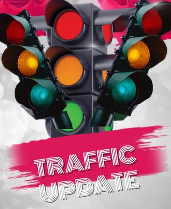 Important Traffic Update - Gate Closure