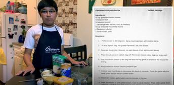 Parmesan Pull-Aparts Recipe