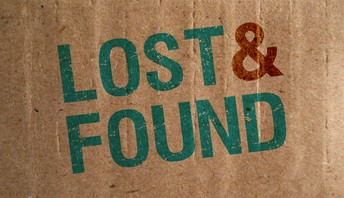 The Lost & Found is already full!