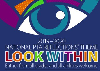 """Congratulations to our PTA Reflections """"Look Within"""" Winners!"""