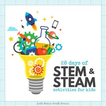 28 Days of STEM Activities