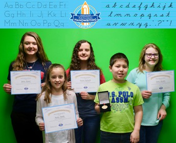 State Handwriting Qualifiers