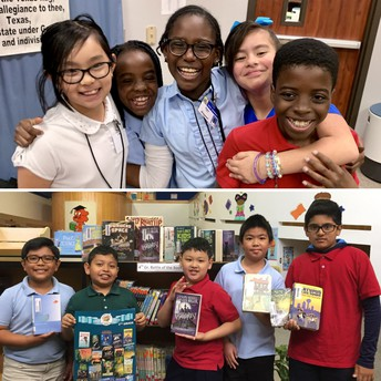 Congratulations to the Alief ISD Elementary Battle of the Books Winners!