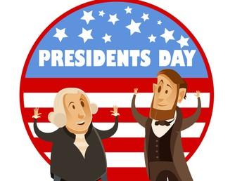 Presidents Day Break