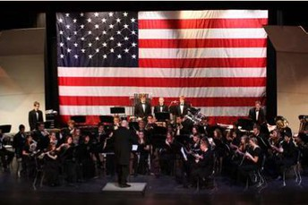 A Virtual Gift from the SCN High School Bands on Veterans Day