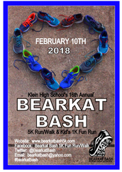 16th Annual Bearkat Bash 5K