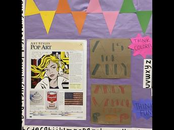 Ms. Bryant's Art Info