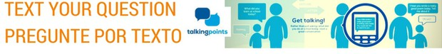 Download the Talkingpoints Parents app and let William Esquivel know at 3179888672