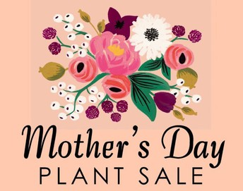 Mother's Day Plant Sale Volunteers Needed