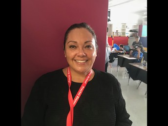 Ms. Maria Jensen