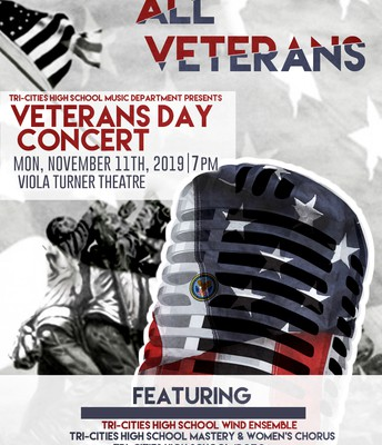 Band Veterans Day Concert