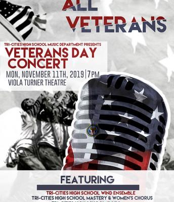 Band Veterans Day Concert