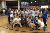CIF Southern Regional Girls Volleyball Champs