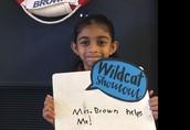 Deeya, 2nd Grade Student