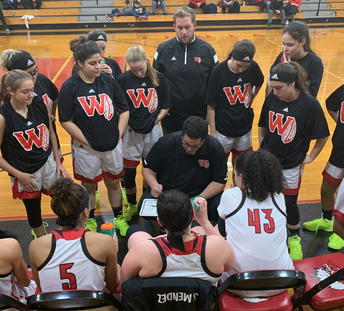 WHS Girls Hoops Enjoy 11-1 Start