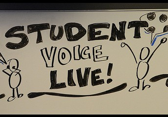 Missed Last Week's Chat? We had a LOT of Student Voices!