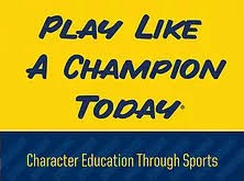 Play Like a Champion Training