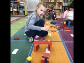 Building with squares and rectangles